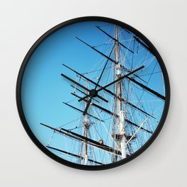 Cutty Sark (2) Wall Clock