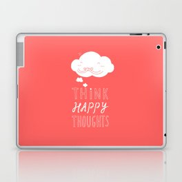 Think Happy Thoughts Laptop & iPad Skin