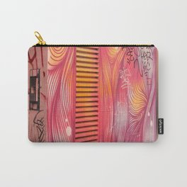 Psychedelic Tag Carry-All Pouch
