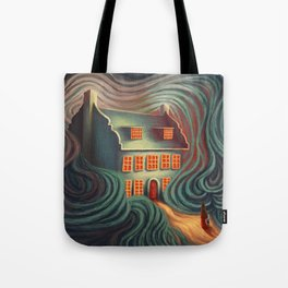 Wecome home, sweety Tote Bag