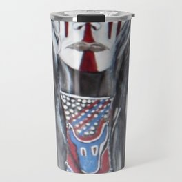 Soldier Native Travel Mug