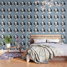 William Shakespeare The Bard by Arty Mar Wallpaper