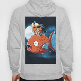 A special Crossover Hoody