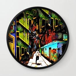 Run! Wall Clock
