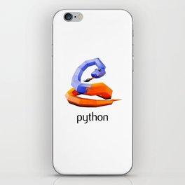 CheckiO ptyhon iPhone Skin