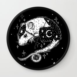 the Witch's Companion Wall Clock