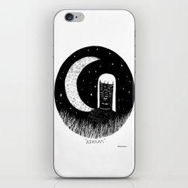 A dream iPhone Skin