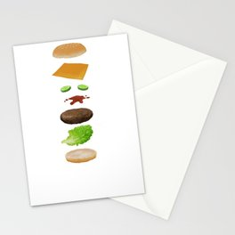 Ode to Bob's Burgers Stationery Cards