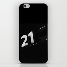 casino 21 iPhone Skin