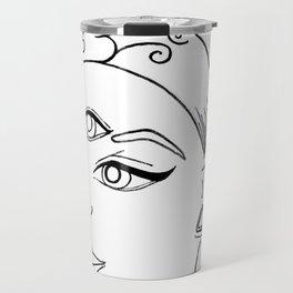 Third Eye Awaken Travel Mug