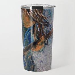 rock and roll goddess Travel Mug