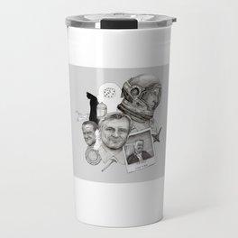 Christopher Nolan Travel Mug