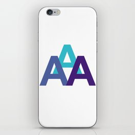TRIALPHA iPhone Skin