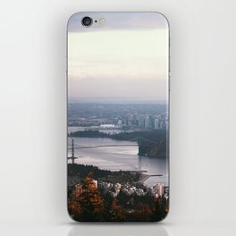 Vancouver iPhone Skin