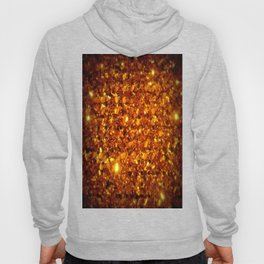 Copper Sparkle Hoody