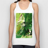snake Tank Tops featuring Snake by Stecker Photographie