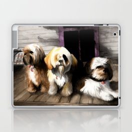 Afternoon Sentries Laptop & iPad Skin