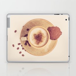 Vintage Coffee Love Photography Laptop & iPad Skin