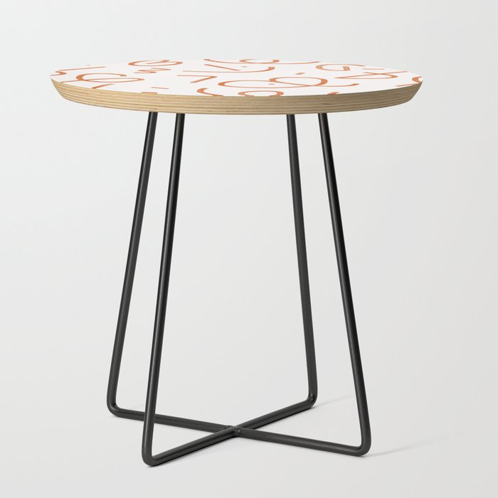 doodles Side Table