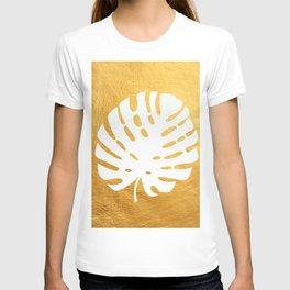 Golden leaf II T-shirt