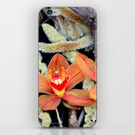 Gone To Seeds iPhone Skin