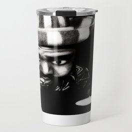 Reggae DJ Travel Mug
