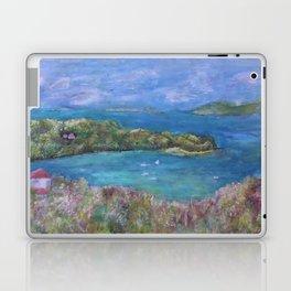 Cruz Bay, St. John Laptop & iPad Skin
