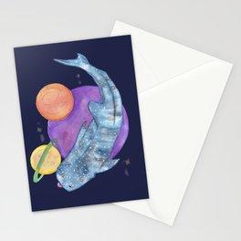 Space Blub Stationery Cards