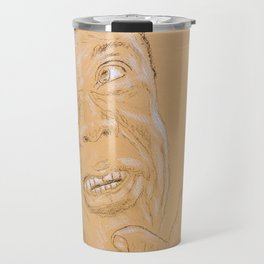 Louis Armstrong Travel Mug