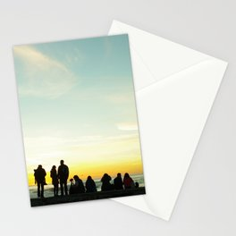 Lands' End Silhouette Stationery Cards