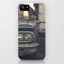 Edsel iPhone Case