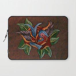 Sparrow Rose One Remix Laptop Sleeve