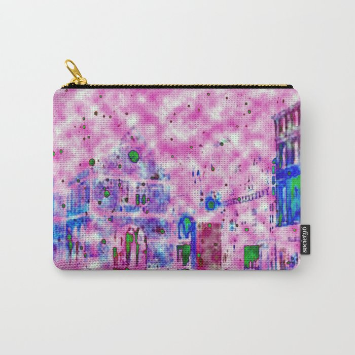 Shrewsbury up in the Clouds  Carry-All Pouch