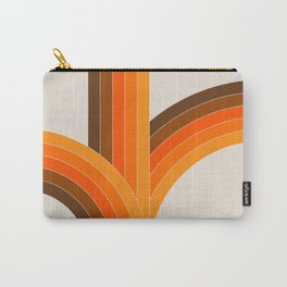 Bounce - Golden Carry-All Pouch