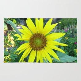 Stunning Sunflower Rug
