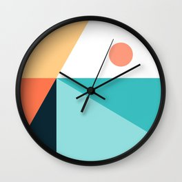 Geometric 1711 Wall Clock