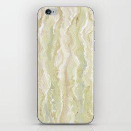 Citrine Melt iPhone Skin