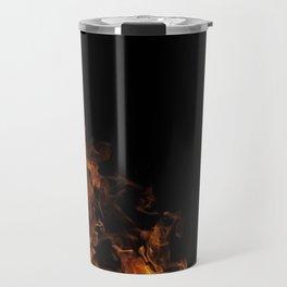 Fire Drake of the North Travel Mug