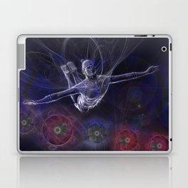 Galactic Acrobat Laptop & iPad Skin