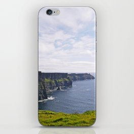 The Cliffs of Moher iPhone Skin