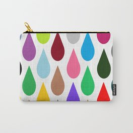 Drops of color Carry-All Pouch