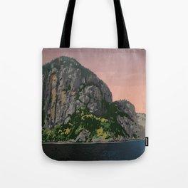 Saguenay Fjord Provincial Park Tote Bag
