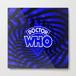 doctor who dimension Metal Print