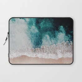 Ocean (Drone Photography) Laptop Sleeve