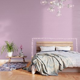 Chain Link on Blush Wallpaper