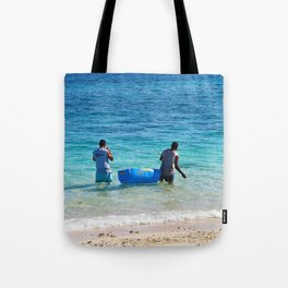 Fiji Days Tote Bag