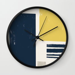 Scandi Wall Clock