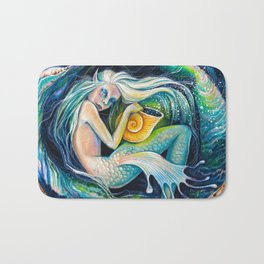 Sweet Dreams (Little Mermaid) Bath Mat