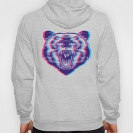 yo bear Hoody