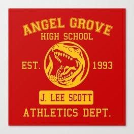 Angel Grove Canvas Print